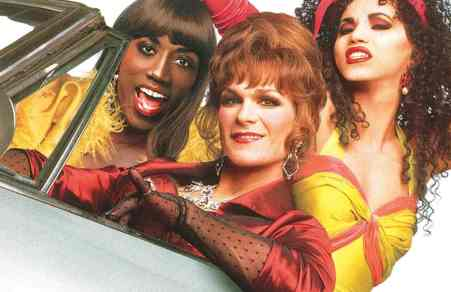 To Wong Foo, Thanks for Everything! Julie Newmar 1