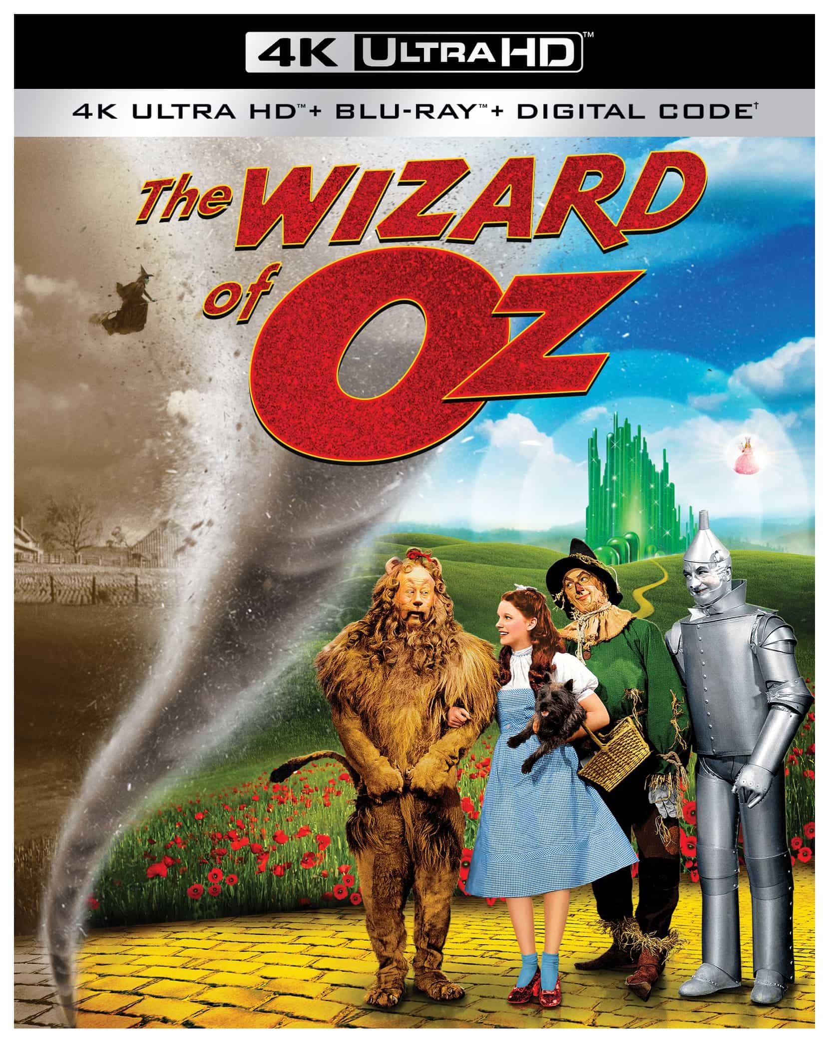 Wizard of Oz 4K