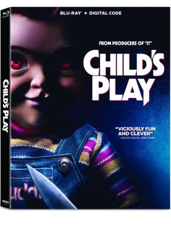 Get ready for playtime with your new best Buddi when Child's Play arrives on September 24 2