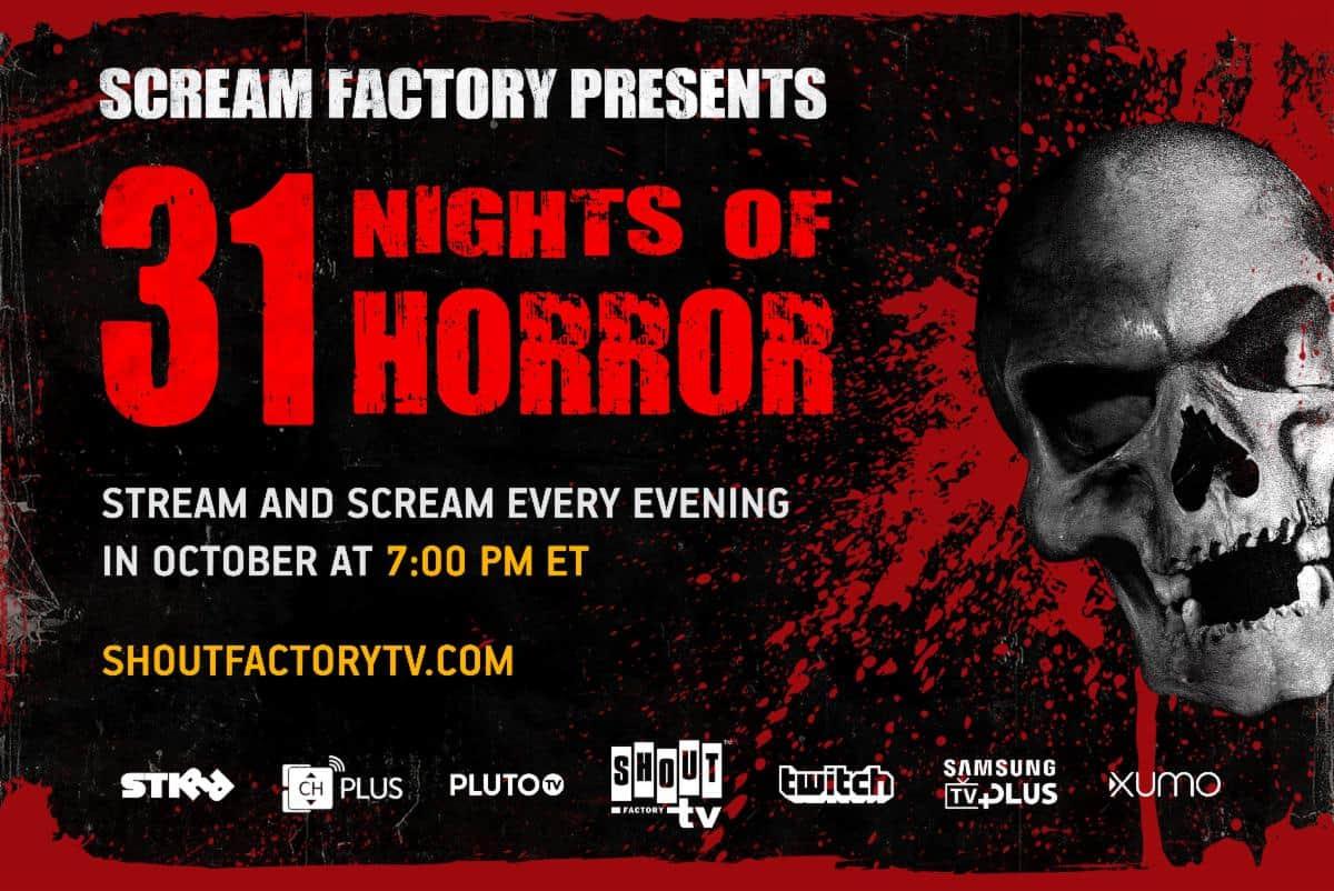 31 nights of horror