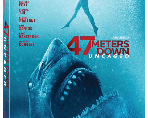 47 Meters Down Uncaged Blu