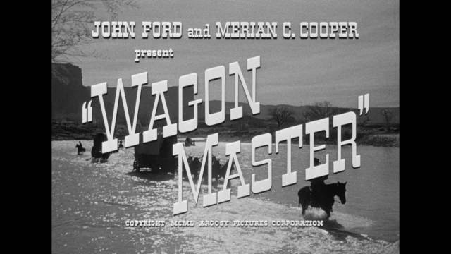 Wagon Master: John Ford Begins the 1950s [Review] 3