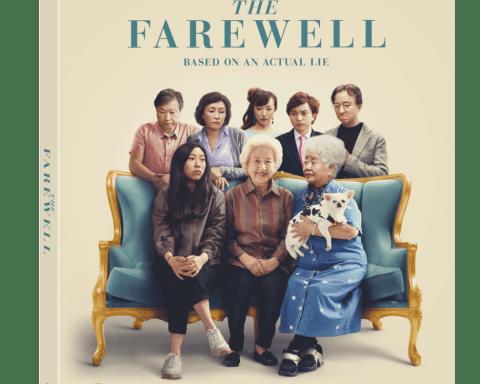 The Farewell blu