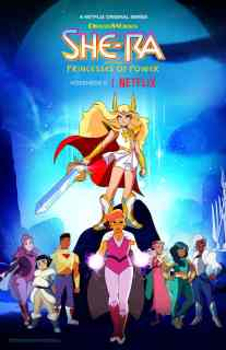 DreamWorks Animation Announces Season 4 of She-Ra and the Princesses of Power to debut on Netflix November 5 2