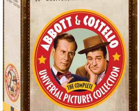 Abbott and Costello Blu-ray Shout Factory