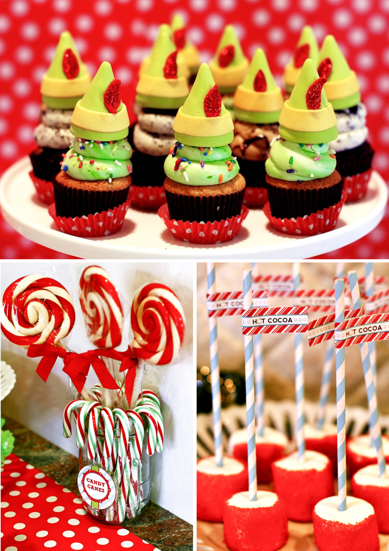 Buddy The Elf Themed Brunch Party By Deliciously Darling