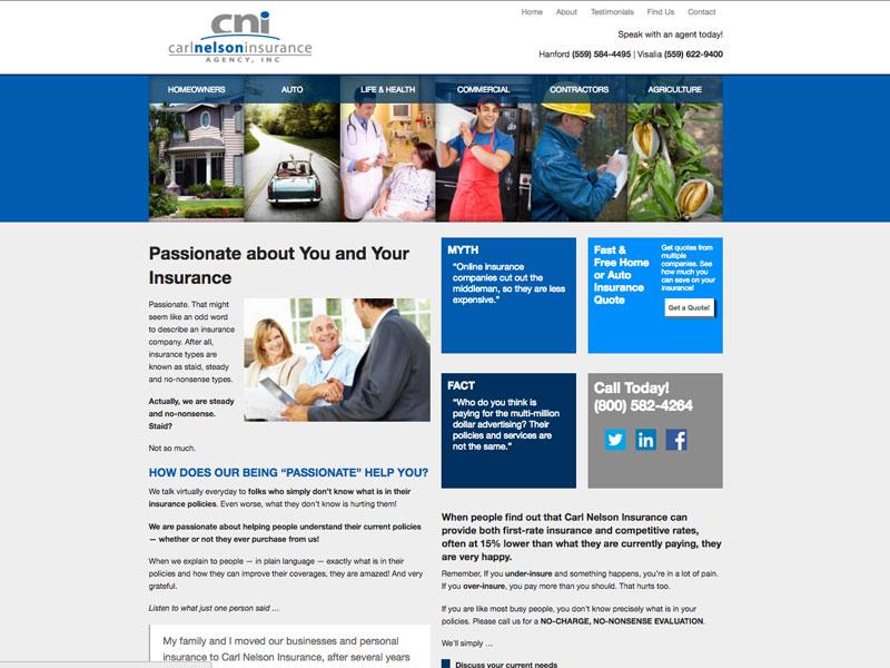 Carl Nelson Insurance