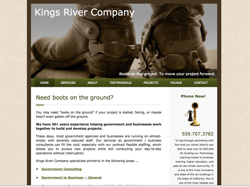 Kings River Company