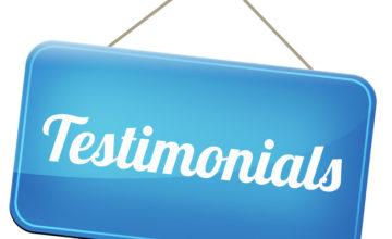 Tidy Up Customer Testimonials