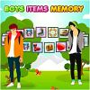Boys Items Memory