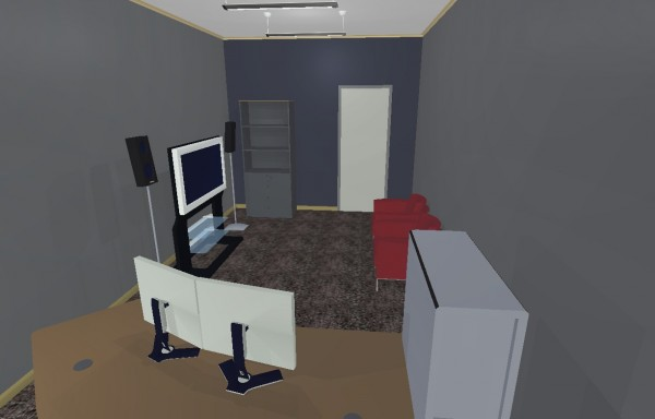 DTLT Edit Suite render (other corner)