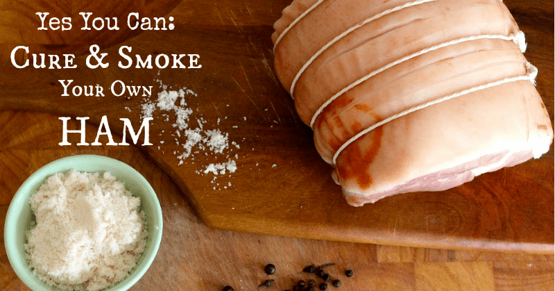 Cure & Smoke Your Own Ham