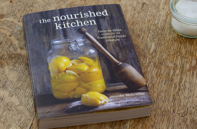 in fact my 7 year old daughter was the first to grab the nourished kitchen - Nourished Kitchen