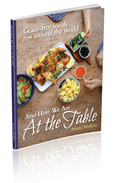 Grain-free Cookbook