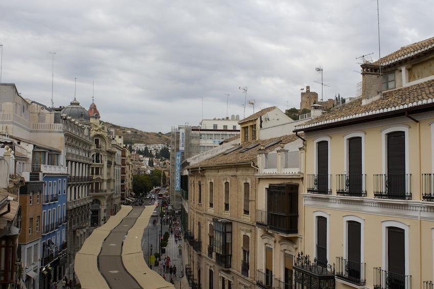 Trip to Granada, Spain