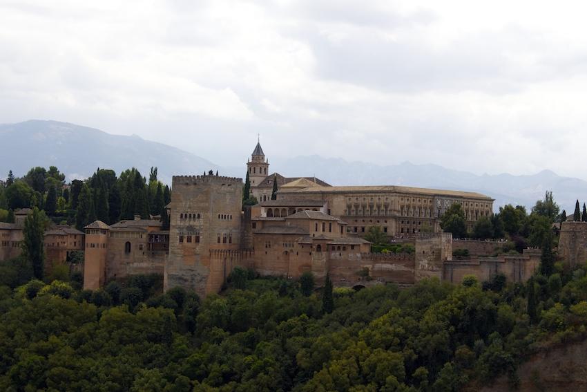 Trip to Granada, Spain 5