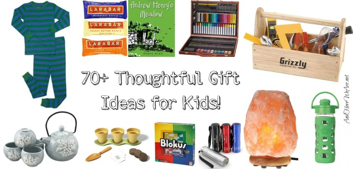 Thoughtful Gift Ideas for Kids