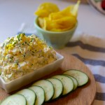 Egg Salad with Yogurt, Lemon and Dill