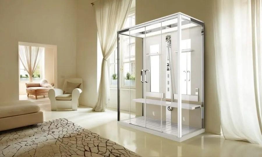 Box doccia design e funzionalità per il bagno orsolini