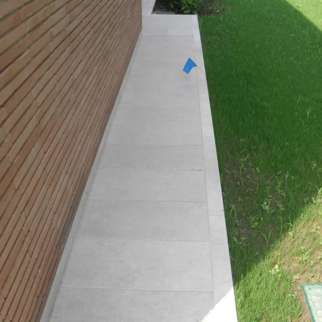 Pavimenti esterni effetto pietra