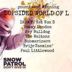 @Lopsided World Of L – Sunday April 22, 8pm
