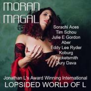 @LopsidedWorld Of L -SUNDAY August 18 8pm