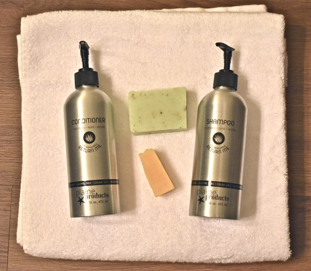 Plastic-Free Vegan Shampoo Conditioner and Zero Waste Soap