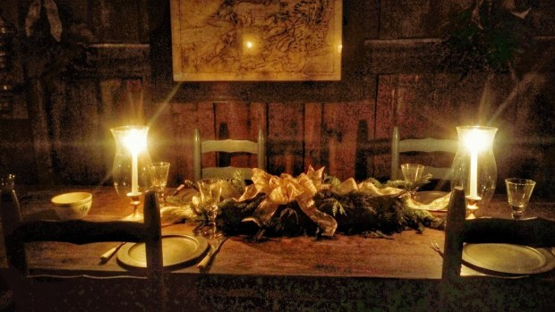Castle by Candlelight at Old Fort Niagara   Andiamo Aurora    Each December, Old Fort Niagara is decked in festive evergreens and illuminated for Castle by Candlelight . Don't miss this Buffalo Niagara holiday event.