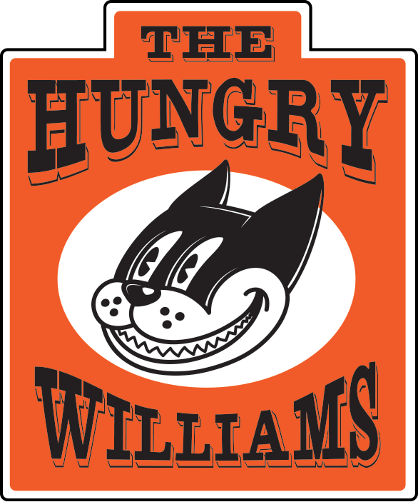 The Hungry Williams Logo