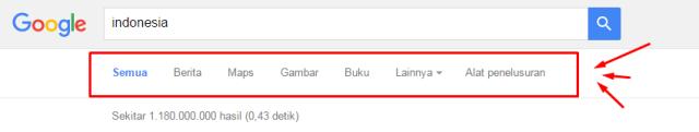vertival search google