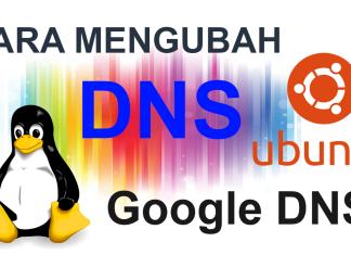 Mengubah DNS pada Ubuntu & Linux Mint