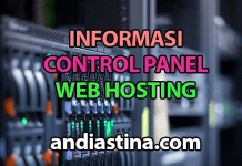 Control Panel Web Hosting
