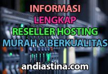 informasi reseller hosting