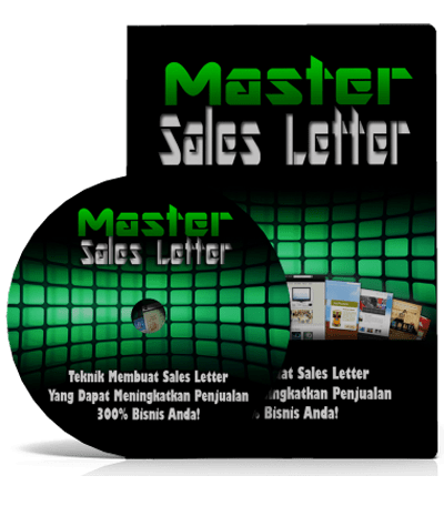 ebook master sales letters