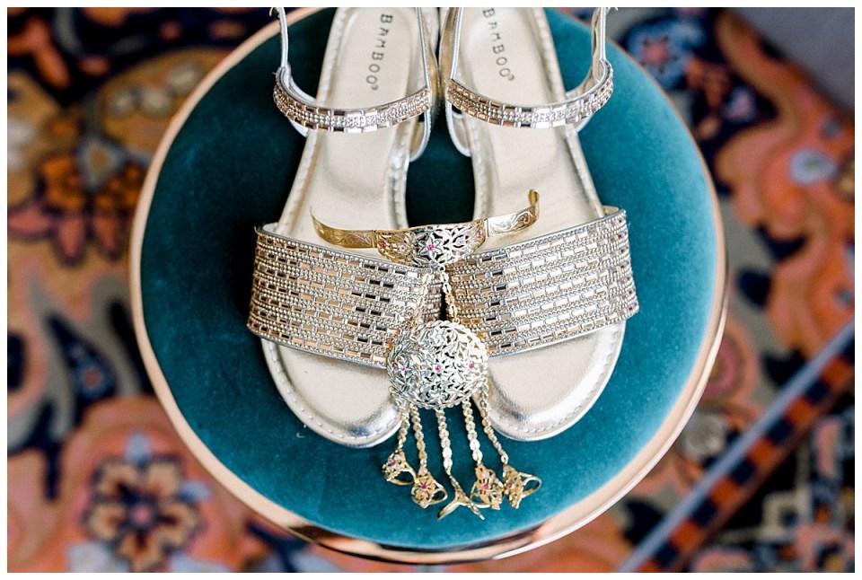 Indian wedding flats and Indian bracelet| Indian Hindu wedding Tulsa| Tulsa wedding photographer| Andi Bravo Photography