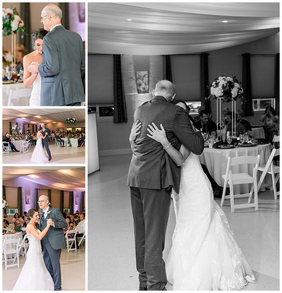 Father daughter wedding dance| Andi Bravo Photography