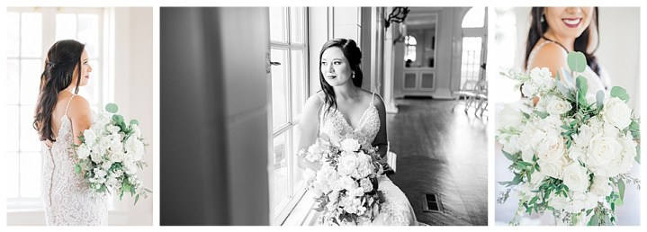 Beautiful bridal session portrait at the Mansion at Woodward Park in Tulsa, OK.