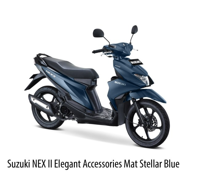 AndikaDiego wordpress Suzuki NEX II Elegant Accessories Mat Stellar Blue