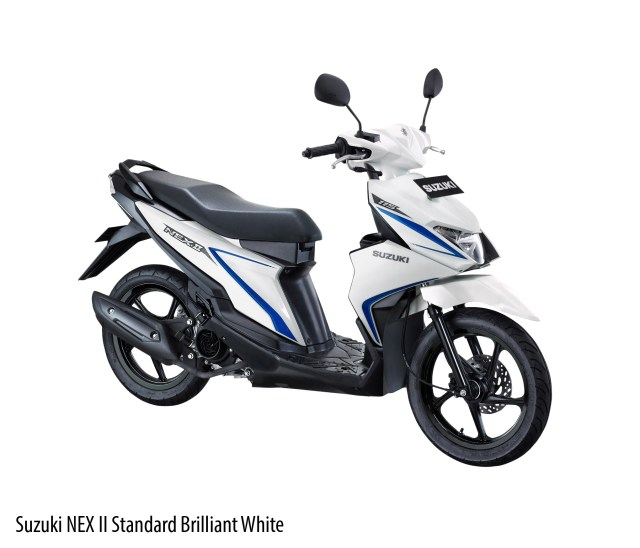 AndikaDiego wordpress Suzuki NEX II Standard Brilliant White