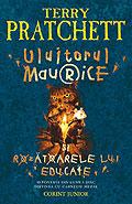 Coperta cartii Uluitorul Maurice