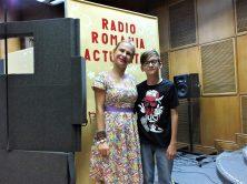 Mărunțica (Annemary Ziegler) și Vlad (Silviu Stănescu)