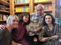 Irina Soare, Sînziana Popescu, Mihai Lungeanu și Carmen Dominte