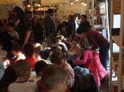Campionatul poveștilor cu Petrică - atelier de cărți personalizate