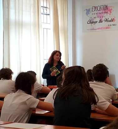"""ANDILANDI la Colegiul Național """"I. L. Caragiale"""""""