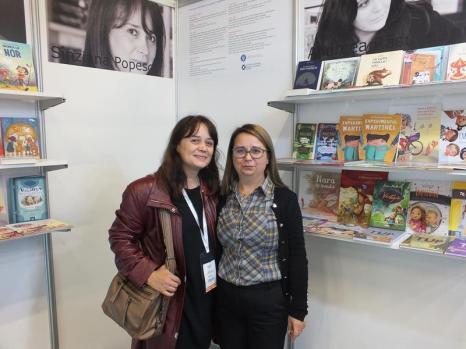 Cu Gabriela Răducanu - Ministerul Culturii