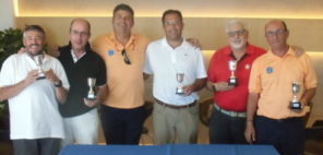 Campeonato de Golf Adaptado en Alenda Golf-Alicante