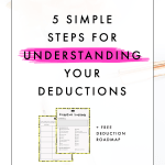 5 Simple Steps for Understanding Your Deductions