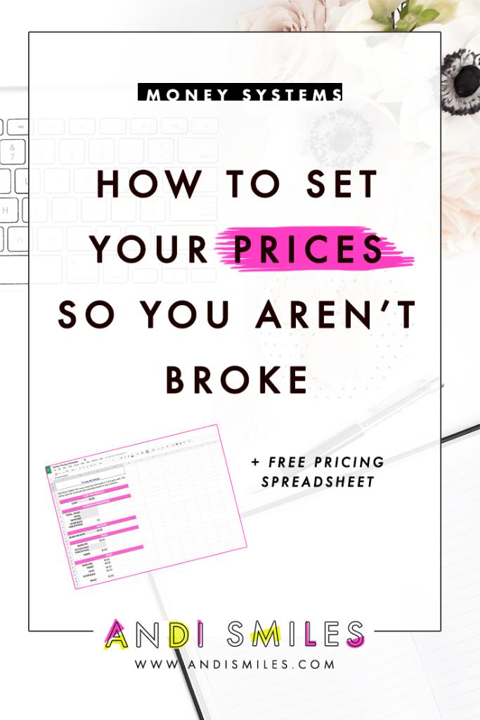 Self-Employed| Entrepreneur| Pricing| Freelancer
