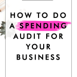 How to Do a Spending Audit for Your Business