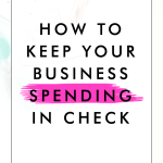 How to Keep Your Business Spending in Check